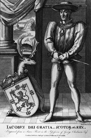 詹姆斯二世 (蘇格蘭)