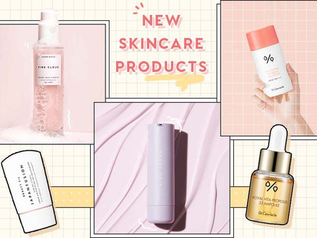 New Skincare Products That Are Worth A Try
