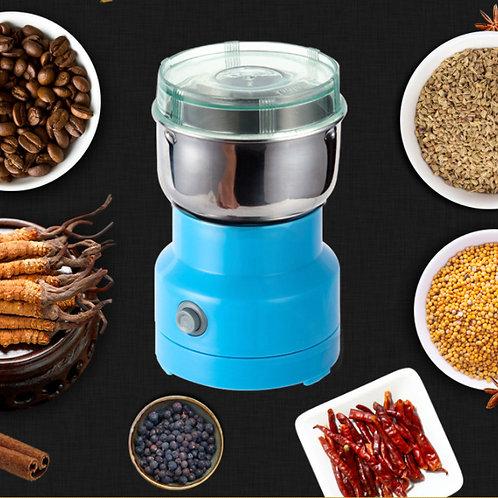 多功能家用電動粉碎機,電動咖啡豆研磨粉碎機,家用電動穀物穀物調味料香料研磨機日用研磨機