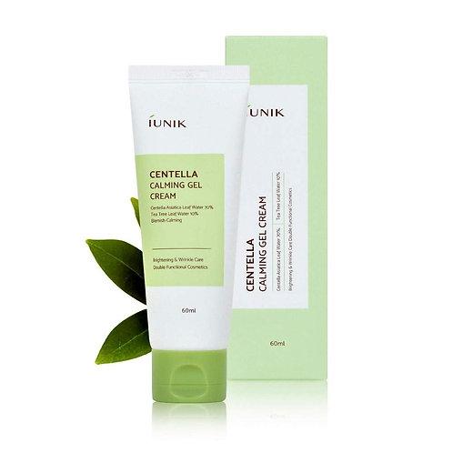 iUNIK - Centella Calming Gel Cream 60ml - Anti-Aging Moisturizer