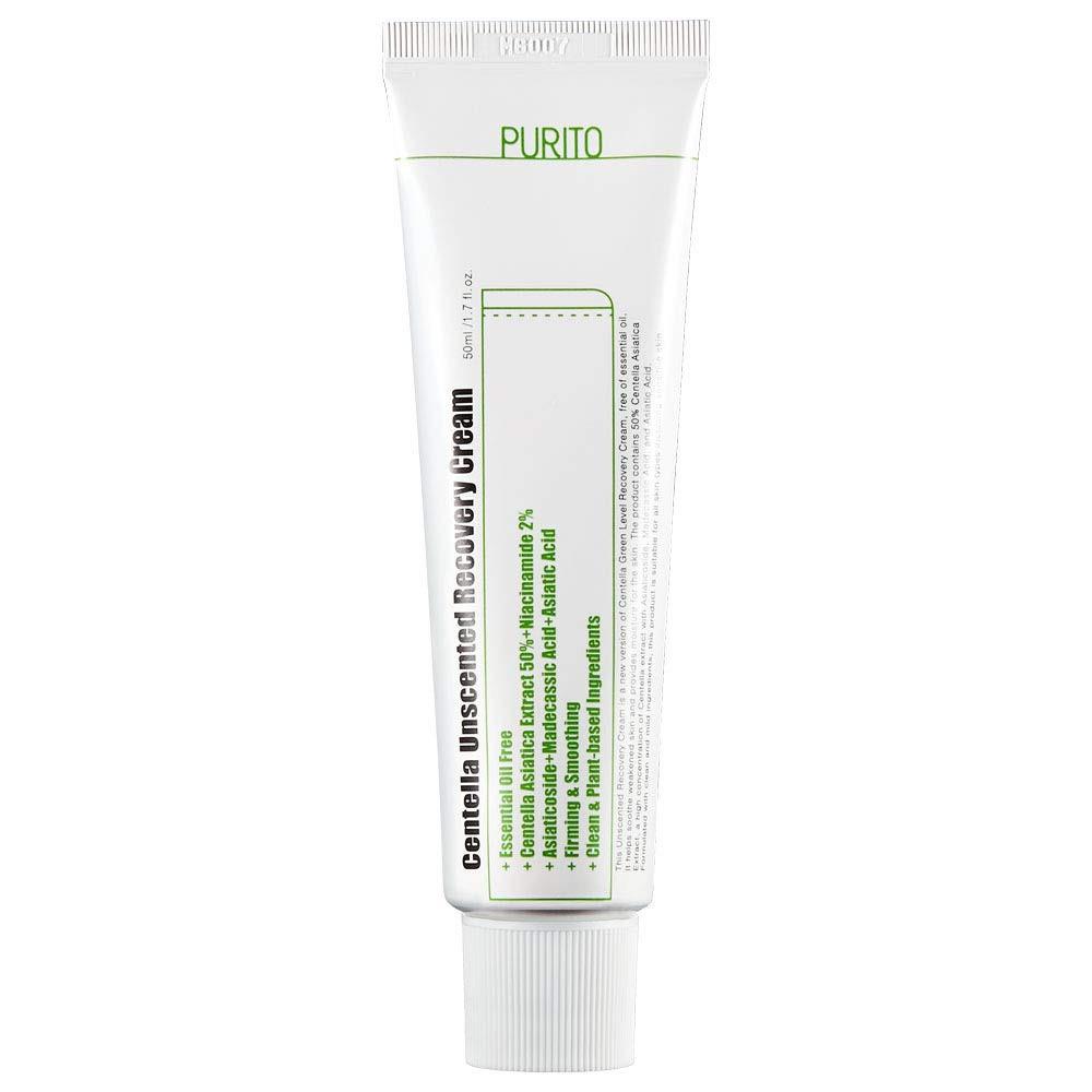 積雪草修復霜 无油 无添加香料 舒緩並緩解受刺激的皮膚
