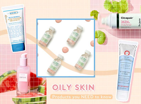 Best Products for Oily & Acne-Prone Skin at Sephora Spring Savings 2020