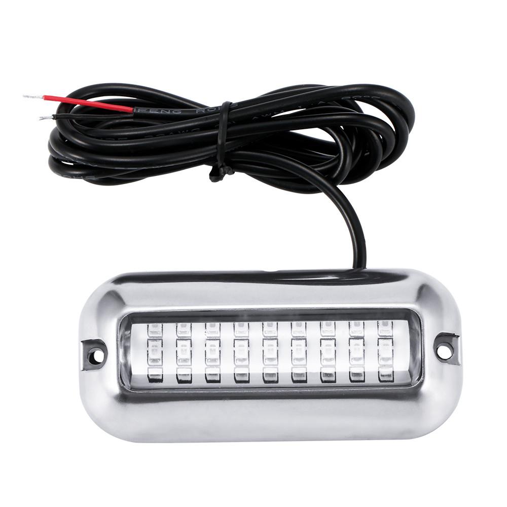 不锈钢LED水下浮船灯
