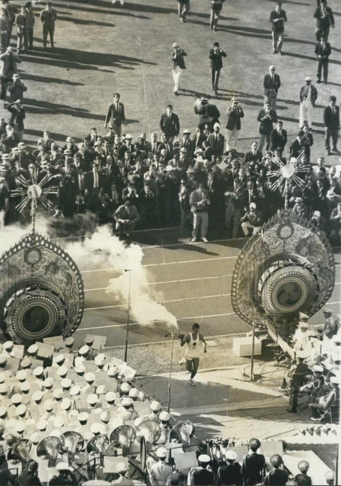 1964年東京奧運會開幕式