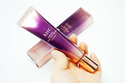 【AHC】Ageless Real Eye Cream for Face Whitening Anti-wrinkle