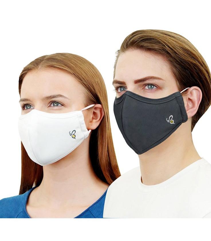 4層醫用口罩 美國技術 滅活病毒 殺菌(99.9%) CE認
