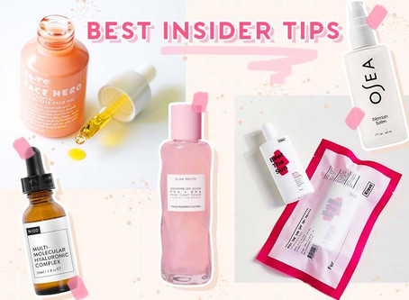 4 Skincare Tips & Facts Only Insiders Know