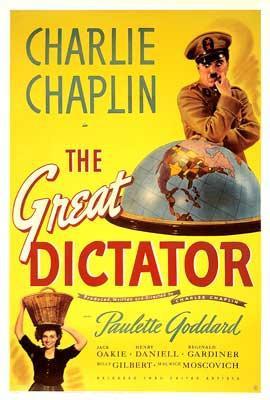 大獨裁者 The Great Dictator