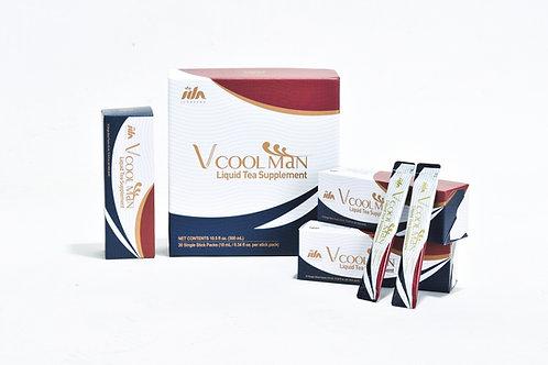 前列腺肥大者福音:V COOL MAN 天門冬秘方 - 美國FDA認證推薦