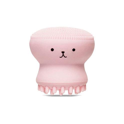 韓國多功能軟刷 深層清潔、去角質、按摩 ETUDE HOUSE Jellyfish Silicon Brush - All in One