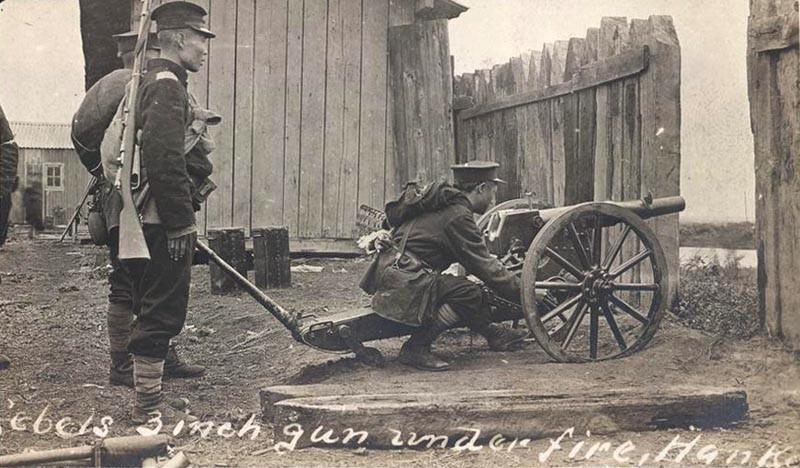 武昌起義炮兵(1911年)