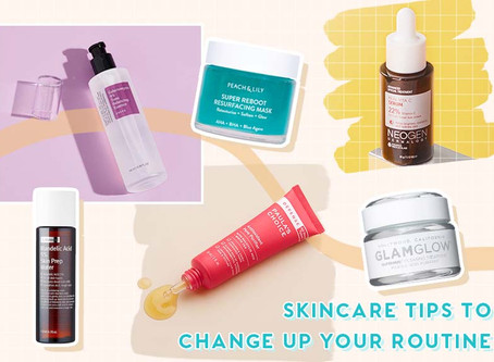 3 Major Skin-Loving Tips to Better Your Routine