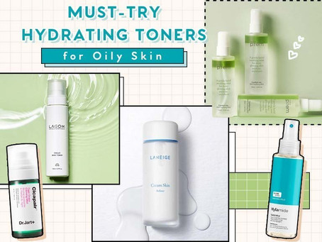 Best Facial Toners For Oily Skin: Hydrating Options