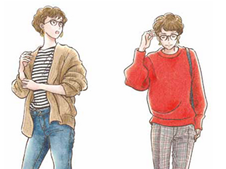 衣服穿搭技巧:極簡生活的穿衣哲學