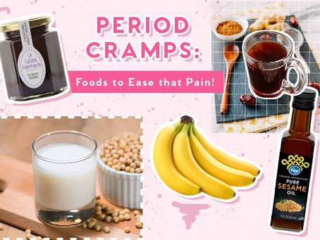 3 Delicious Recipes for Natural Period Cramps Relief