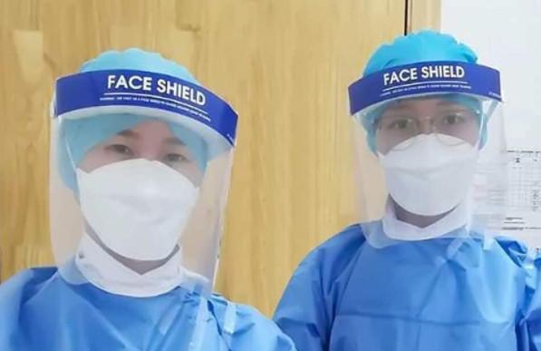 防護面罩- 防濺防塵 高清透明 PET防霧 防風沙 防油煙 防飛沫面罩