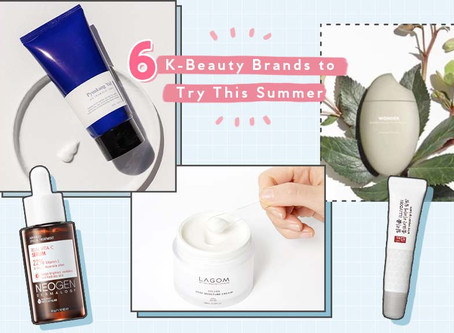 6 Korean Skincare Brands You Need to Try If You Haven't Yet