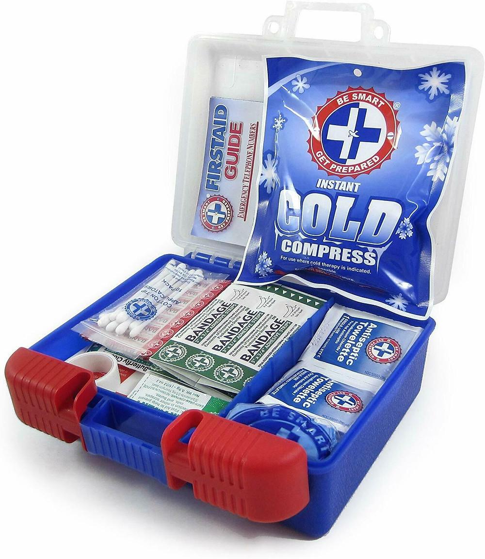 美國 No.1 急救箱 USA #1 First Aid Kit Medical Emergency Survival- FDA 認証