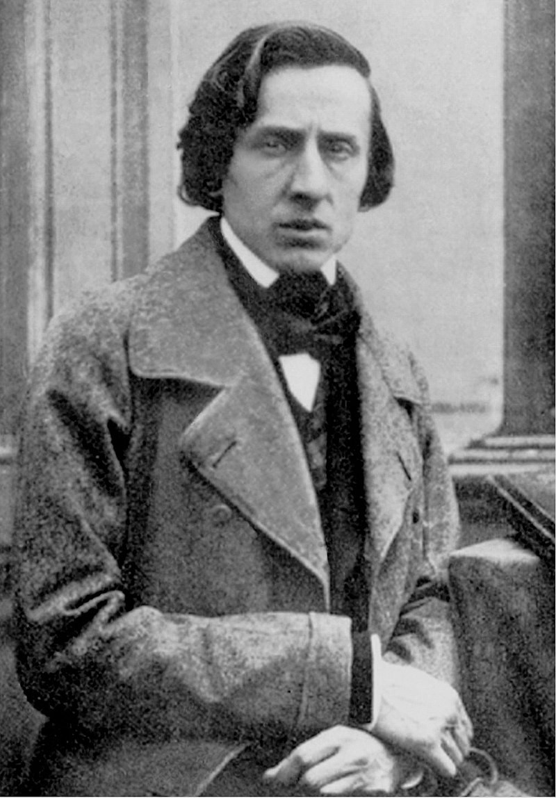 弗雷德里克·蕭邦 1847年