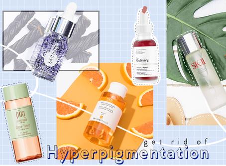 Ingredients Guide for Hyperpigmentation & Melasma