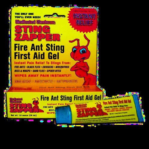 火蟻 蜂 臭蟲 蚊 水蛭跳蚤等 叮咬急救膏 Fire Ant Bite Treatment Sting Zapper Gel Bee Bugs Mosquito