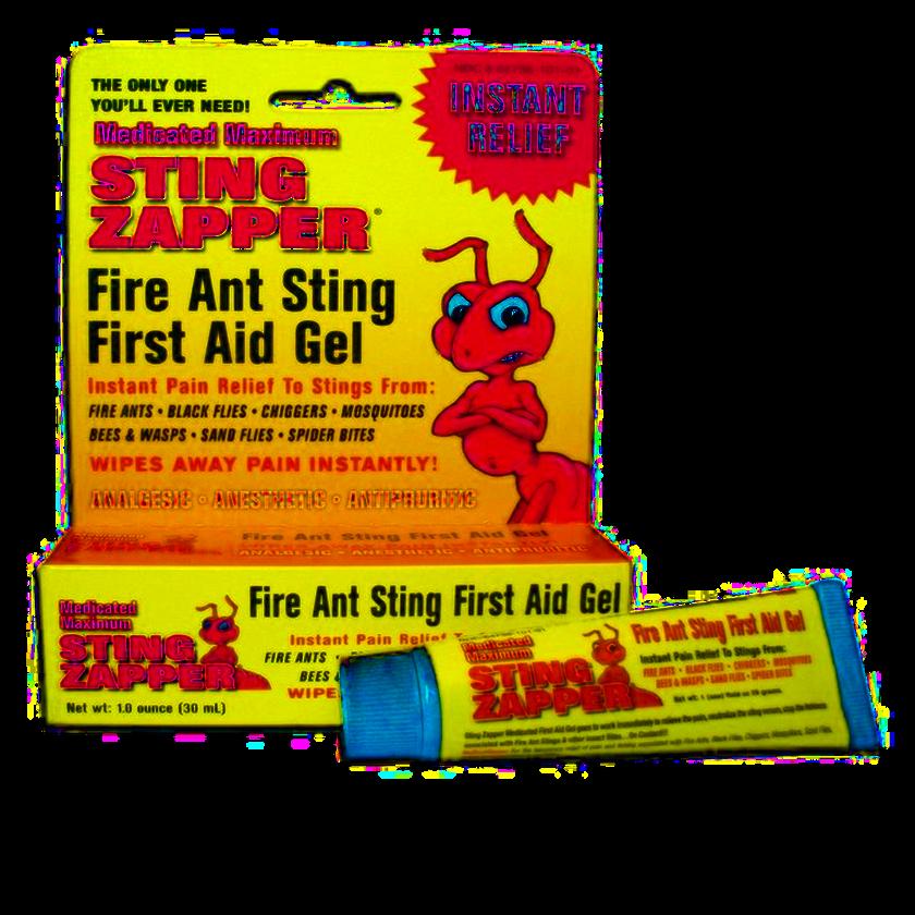火蟻 蜂 臭蟲 蚊 水蛭跳蚤等 叮咬急救膏 Fire Ant