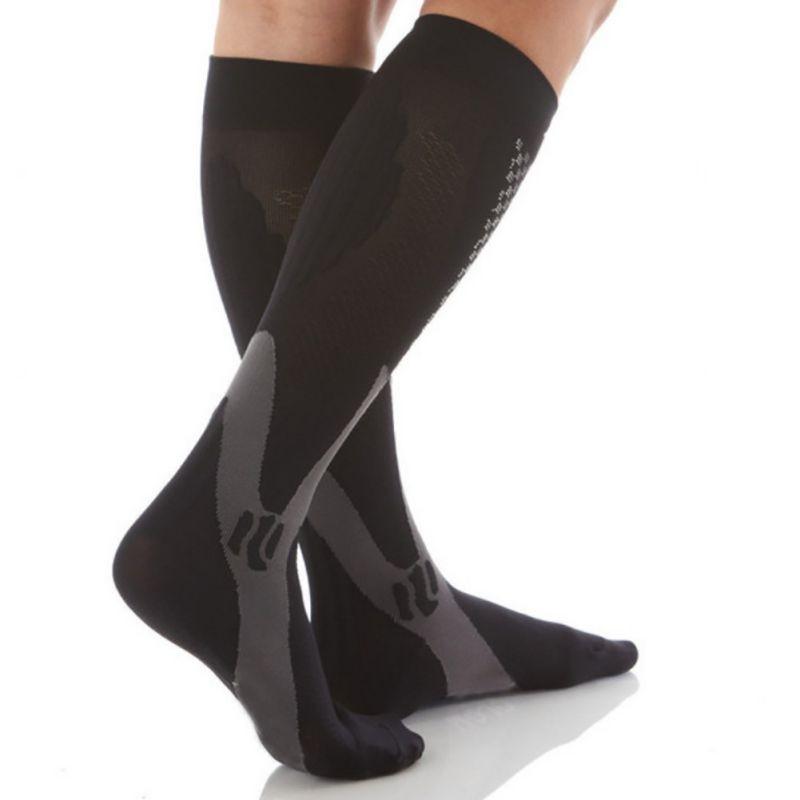 腿部支撐彈力壓縮襪