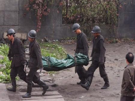 河南省太平煤礦井發生爆炸