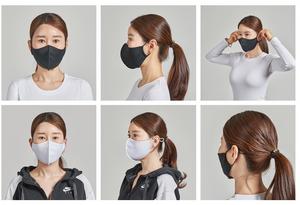 韓國原裝進口 3D防護口罩,可使用12個月,除臭 抗病毒 抗菌 (>99%)