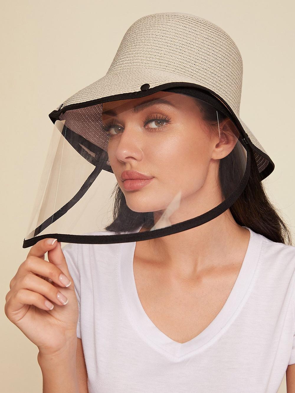 Clear Face Shield 透明防護面罩