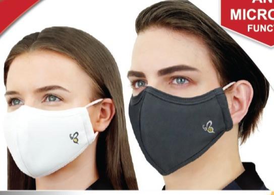 4層醫用口罩 美國技術 滅活病毒 殺菌(99.9%) CE認證