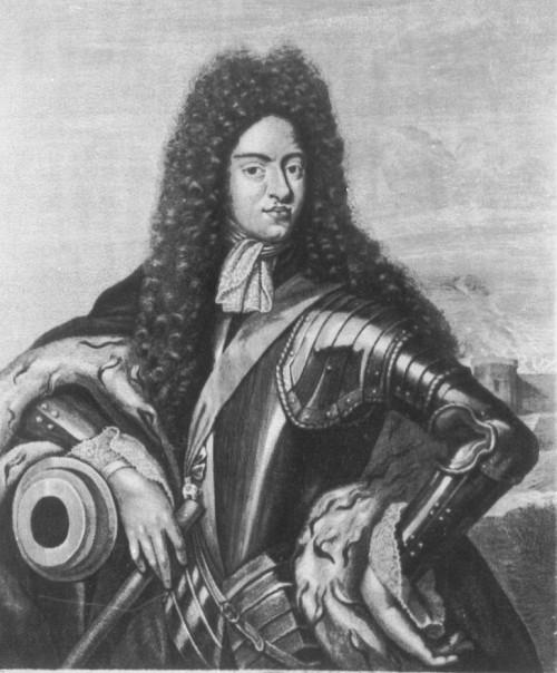 薩克森公爵和選帝侯約翰·格奧爾格四世