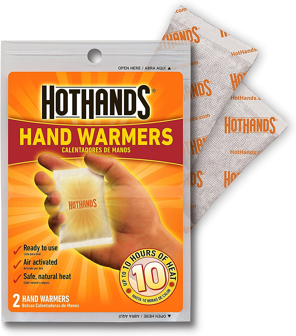 長達10小時 發熱暖手包- (10pc/5pair) Hand Warmers - Up to 10 Hours of Heat
