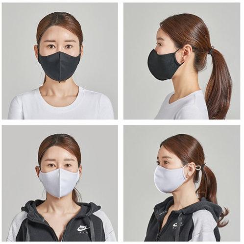 韓國原裝 專利口罩, 除臭 抗病毒 抗菌 (>99%) 達12個月 Korean Antibacterial Deodorizing Face Mask