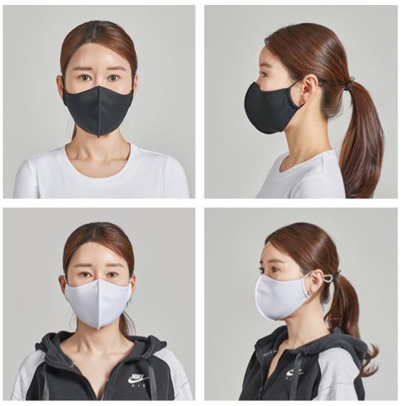 韓國原裝 專利口罩, 除臭 抗病毒 抗菌 (>99%) 達12個月