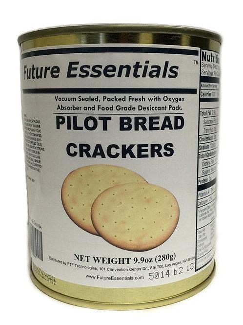 飛行員餅乾 30年保質期 輕便安全 Canned Pilot Bread Crackers, 30 year shelf life