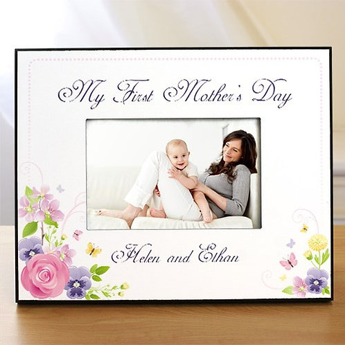 My First Mothers Day Printed Frame