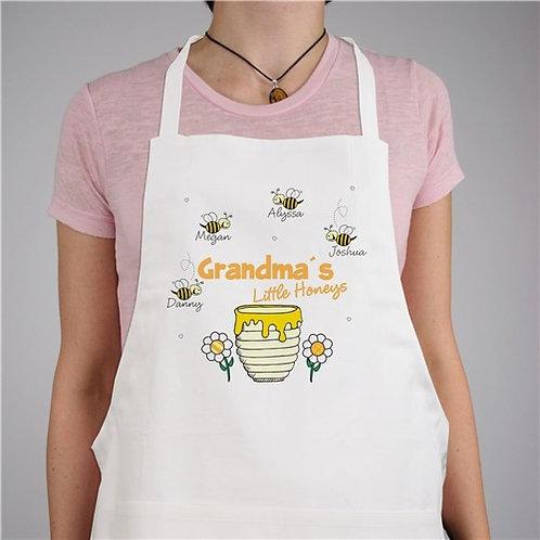 Little Honey's Personalized Apron