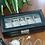 Thumbnail: Initials Black Watch Box - Leather