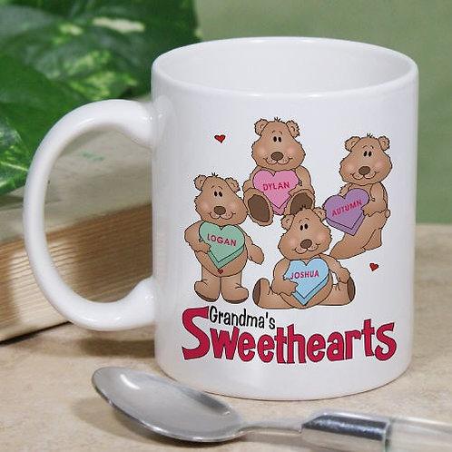 Beary Cute Love Mug