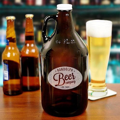 Beer Company Growler