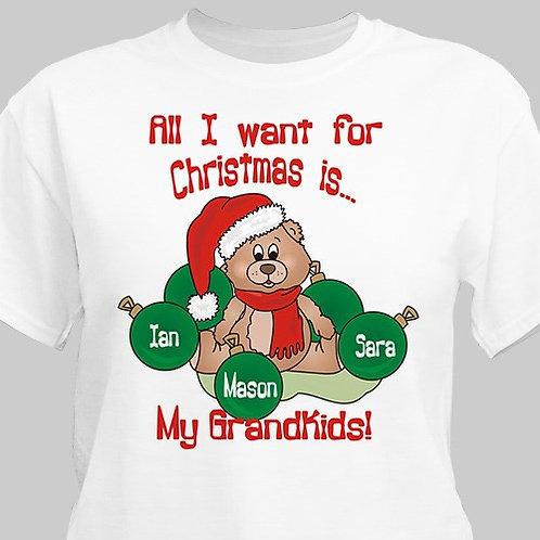Christmas I want YOU