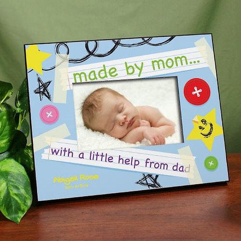Personalized Newborn Baby Frame