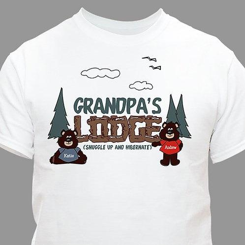 Hibernate Lodge T-shirt