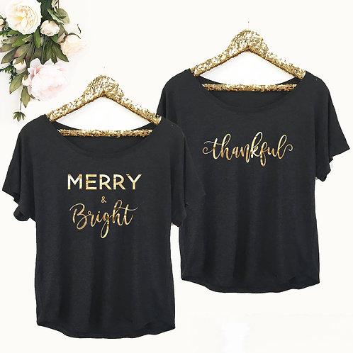 Holiday Shirt - Loose Fit