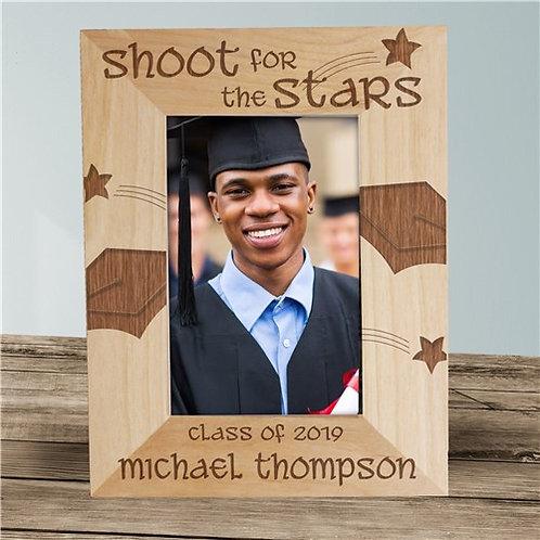 Graduation Wood Frame