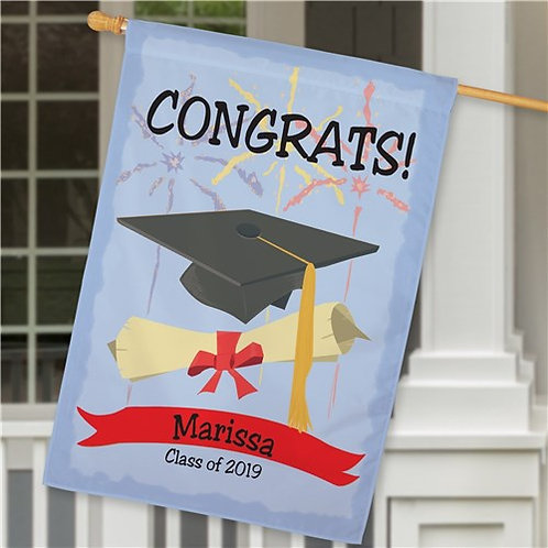Graduation Flag