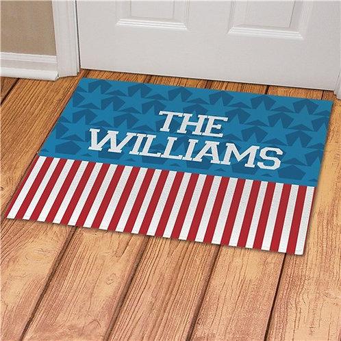 Patriotic Doormat