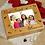 Thumbnail: Personalized Memory Photo Keepsake Box