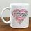 Thumbnail: Couples Heart Mug